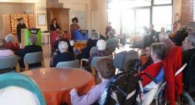 Les Fabrifarfelus à la maison de retraite…